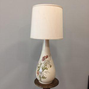 Abat jours in ceramica Pozzi Ginori H50cm